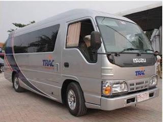 Izusu Elf TRAC 15 seat