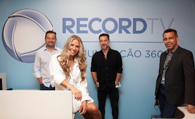 Foto: Edu Moraes/ Record TV