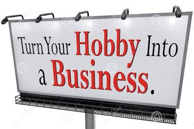 Hobi dan Bisnis