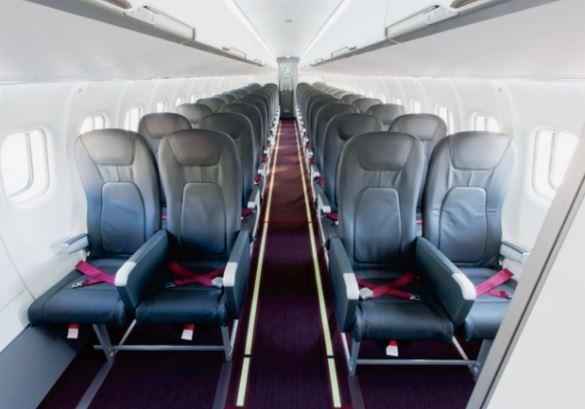 ATR 42-500 interior