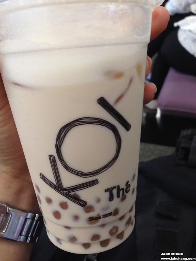 食|KOI Thé手搖茶時尚潮牌廈門店-台灣五十嵐體系主攻海外品牌