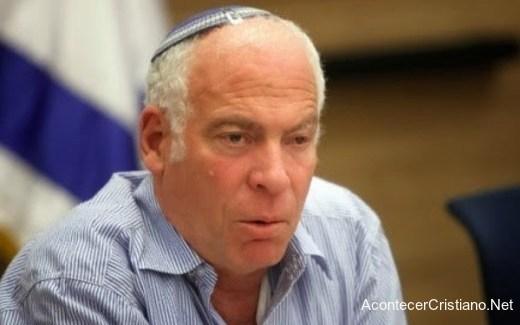 Ministro israelí Uri Ariel Tercer Templo