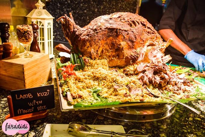 Iftar Mai Makan-Makan di Renaissance Hotel Johor Bahru