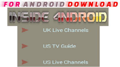 Download Inside 4Android Apk For Android - Watch Premium Cable Tv Channel On Android