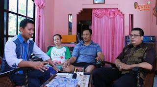 Agaric Herbal Drink Dan Testimoni M. Saiko, Penderita Stroke Ringan Di Denanyar, Jombang