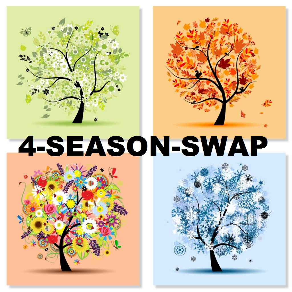 4-season SWAP challenge blog.