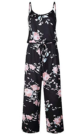AMAZON - 40% off Women's Sexy Casual Sleeveless Jumpsuit