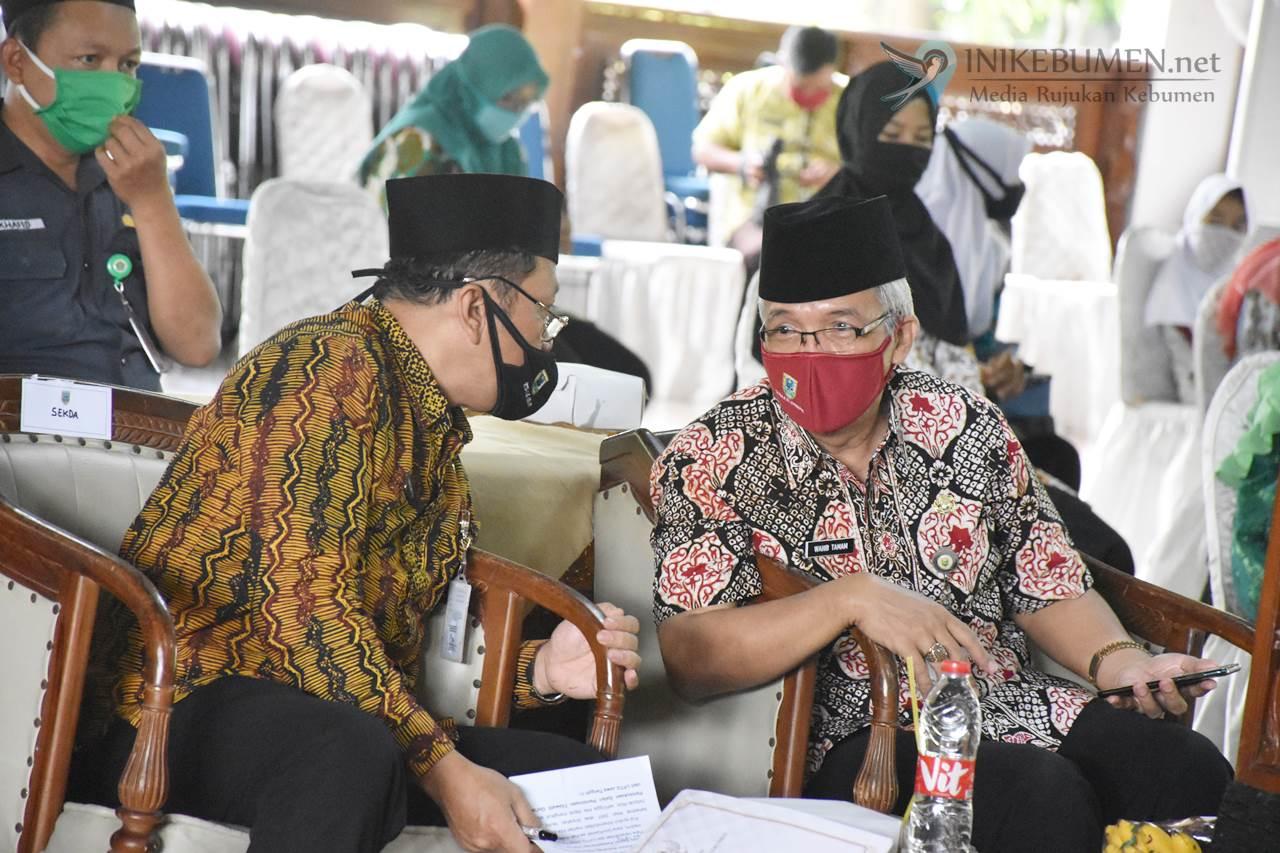 Dongkrak Prestasi, 40 Qori dan Qoriah Kebumen Ikuti Pembinaan