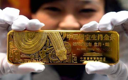 السر وراء تكديس الصين للذهب وشراء شركات إنتاجه حول العالم
