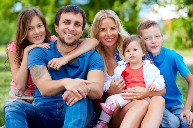 Posso incluir a minha família na minha apólice de seguro de acidentes?