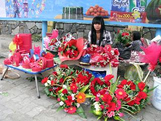 San Valentin au Vietnam