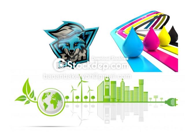sport logo mockup free vector
