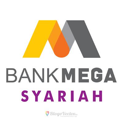 Bank Mega Syariah Logo Vector