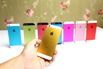 Độ vỏ iPhone 5 uy tín chất lượng