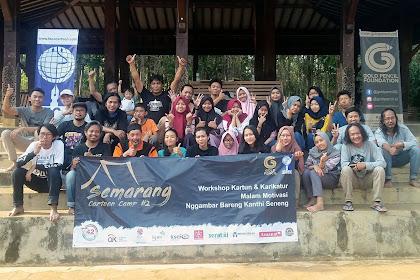 Ikhtiar Merawat Seni Kartun Semarang