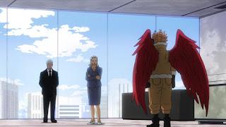 ヒロアカ | ヒーロー公安委員会 会長 | Hero Public Safety Commission President | 僕のヒーローアカデミア アニメ | My Hero Academia | Hello Anime !