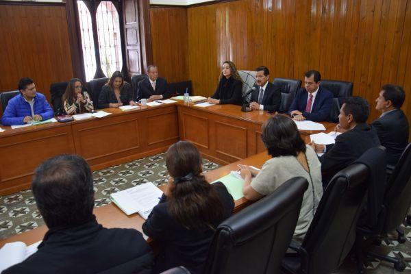 Prioriza cabildo de Cholula obras para 2020