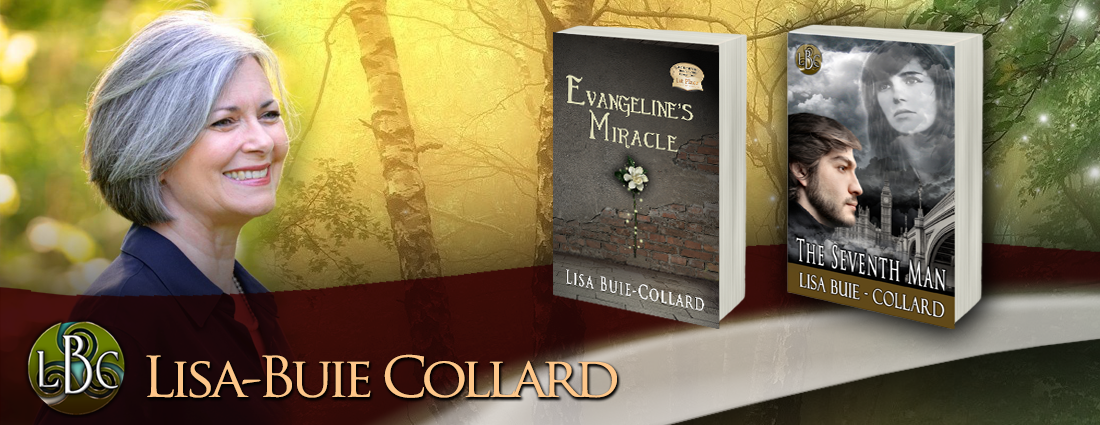 Lisa Buie-Collard - Author