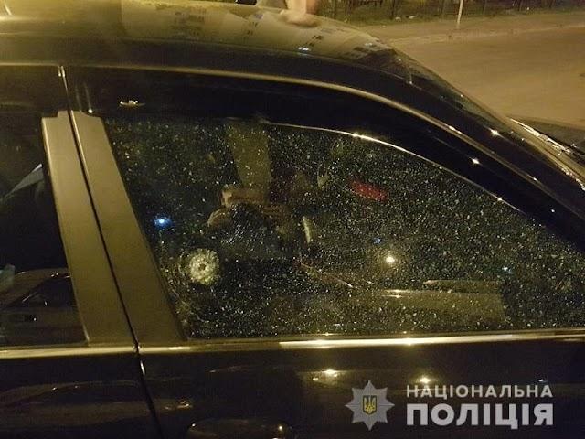 У Києві суд заарештував водія за стрілянину на дорозі