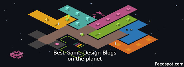 best design blogs on the planet - game art award