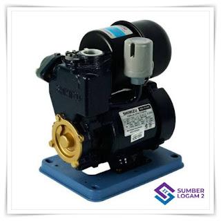 Shimizu Ps 130 bit mesin pompa air Lumajang