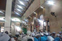 Ratusan Ribu Umat Islam Hadiri Haul Ke-271 Habib Hussein Bin Abubakar Alaydrus Keramat Luar Batang