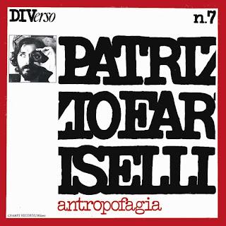 In uscita in versione Cd Antropofagia di Patrizio Fariselli