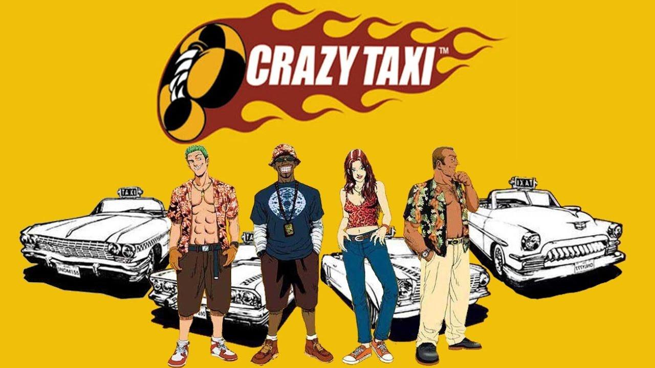 تحميل لعبة كريزي تاكسي - Crazy Taxi