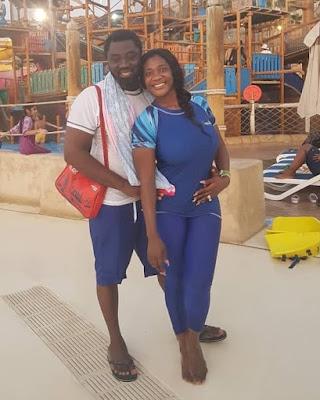 Mercy Johnson Okojie Celebrates 8th Wedding Anniversary with her husband Prince Odi Okojie