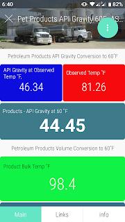 Petroleum Products QC