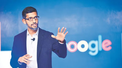 Sundar Pichai will get Rs 1718 crore package in 2020, 200% increase in basic salary