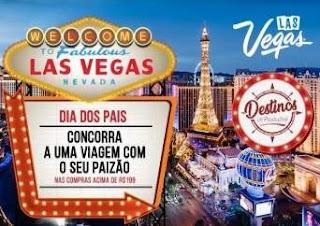 Cadastrar Promoção Le Postiche Dia dos Pais 2019 Viagem Las Vegas
