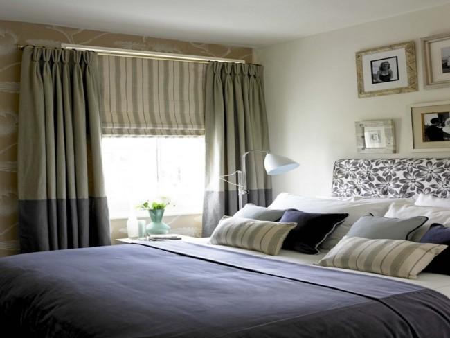 Kamar Tidur Gelap dan Terang
