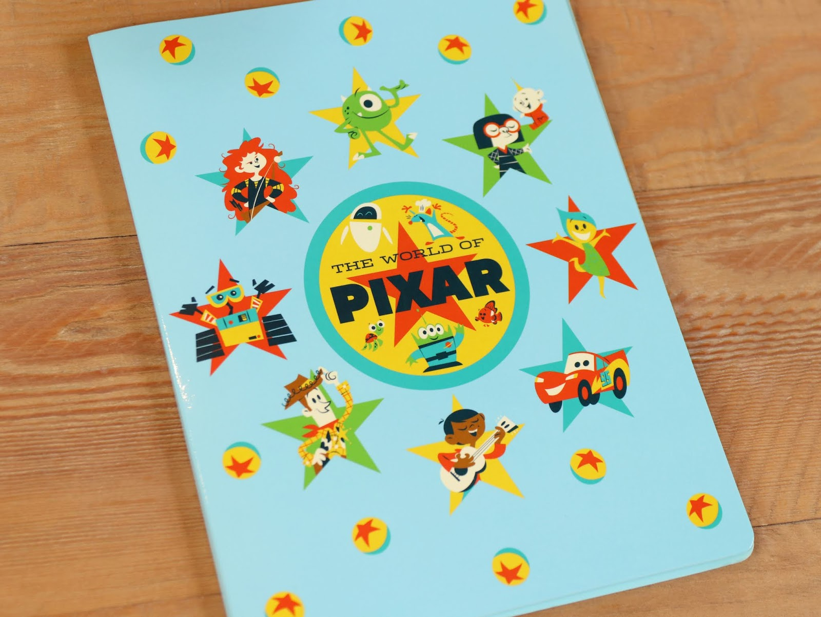 disney world of pixar sticky note net