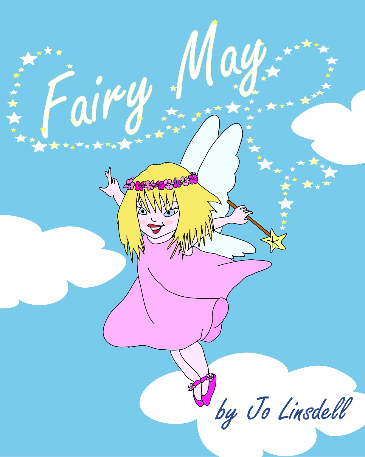 Fairy May by Jo Linsdell