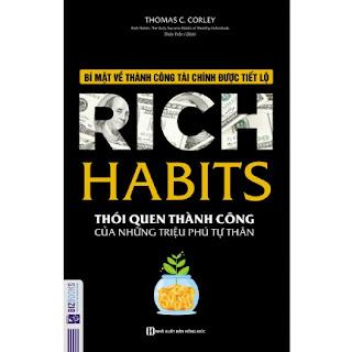 Rich Habits - Thói quen thành công của những triệu phú tự thân ebook PDF-EPUB-AWZ3-PRC-MOBI