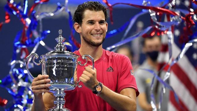 Dominic Thiem Wins His First Ever Grand Slam And US Open Titles After Four Battle With Zverev
