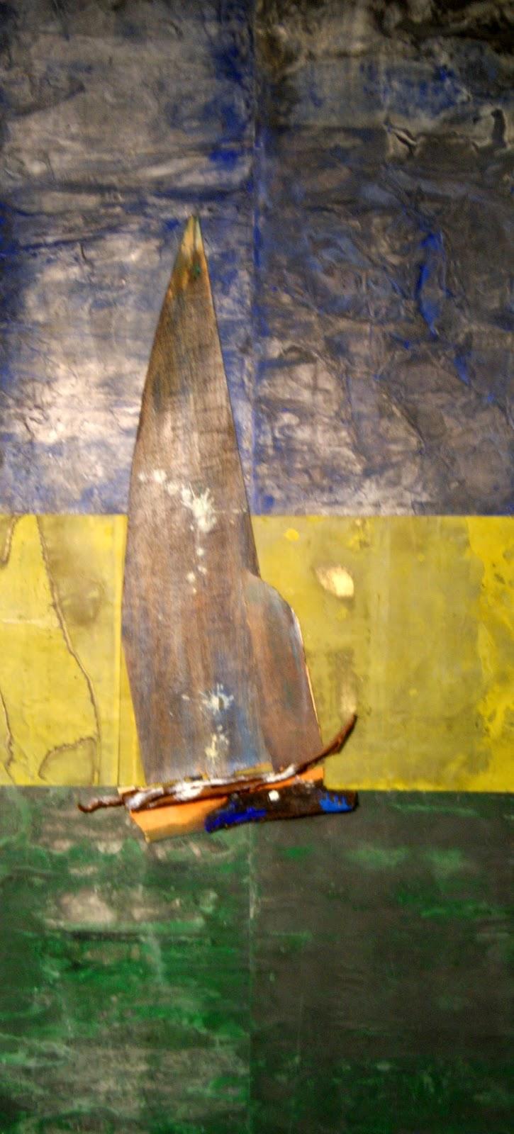 Vells vaixells, noves onades (Exposició de Carme Riera) per Teresa Grau Ros