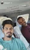 IND vs ENG सीरीज का हिस्सा बनने कार से 11 घंटे का सफर कर अहमदाबाद पहुंचे