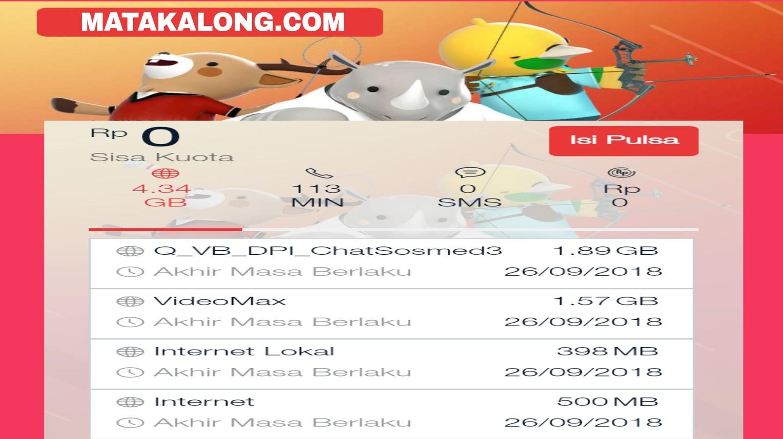 Cara Menggunakan Kuota Videomax Kartu Telkomsel