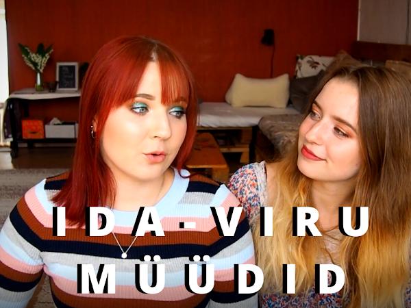 VIDEO: Räägime Ida-Viru müütidest (koos Elisega)