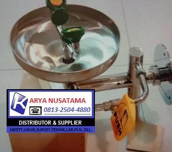 Jual Safeguard Alat pencuci Mata Pabrik SS150 di banten