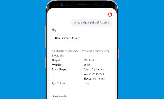 Make Searches With Google Assistant