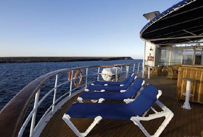 Crucero a Galápagos Yate Isabela II