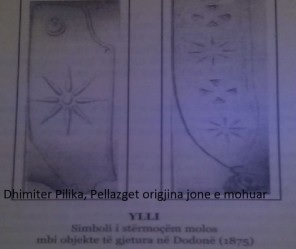 Pelasgian traces found on Tomorr Mount