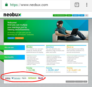 IMG 20170708 171409 Paypal memberhentikan hubungan kerjasamanya dengan Neobux