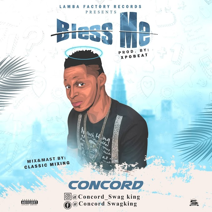[Music] Concord - Bless me.mp3