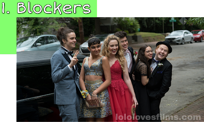 Blockers 2018 movie