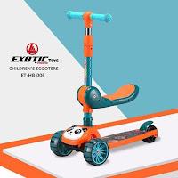 Skuter Lipat Anak Exotic ET-HB006 kids scooter