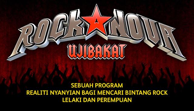 Tarikh Dan Lokasi Ujibakat Rockanova 2017 Astro